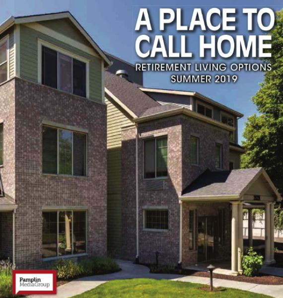 (Image is Clickable Link) A Place to Call Home - Retirement Living Summer 2019
