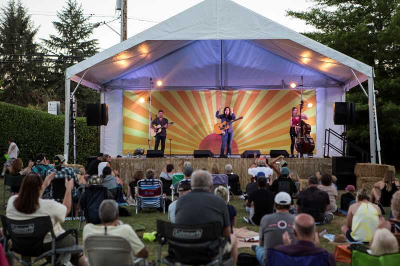 COURTESY PHOTO - McMenamins hosts an outdoor country music festival packed with multiple live music acts, beer tastings, a marketplace and line dancing.