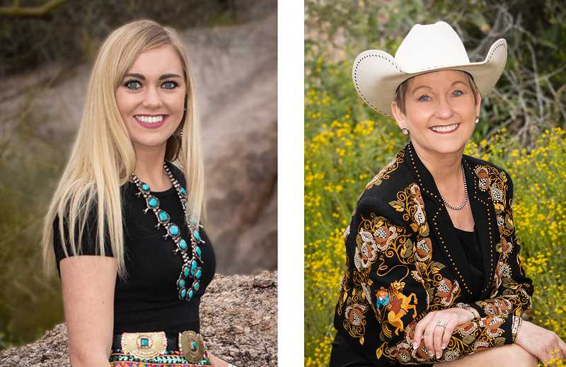 SUBMITTED PHOTO - Olivia and Joni Harms will be performing at this year's 'Raised Country' music festival.