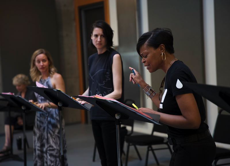 COURTESY PHOTO: KATE SZROM - JAW, A Playwrights Festival takes place July 26-28 at The Armory.