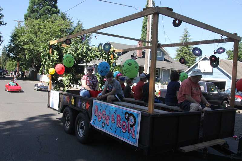 PMG PHOTO: JUSTIN MUCH - The 44th annual Hubbard Hop Festival took place on Saturday, July 20