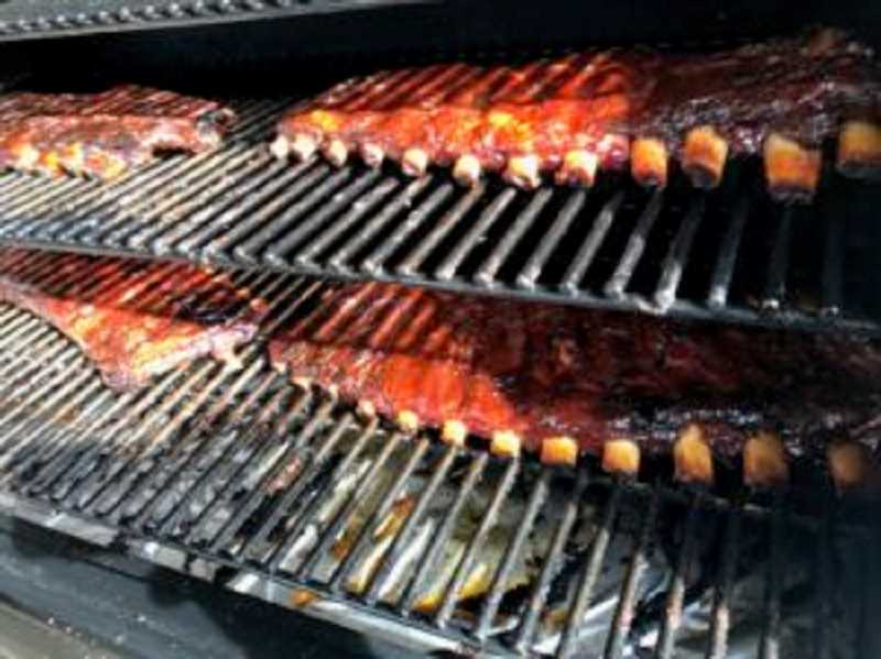 COURTESY PHOTO: WHITE'S COUNTRY MEATS - Roberts Ribs are one of the recipes customers can discover at Whites Country Meats.