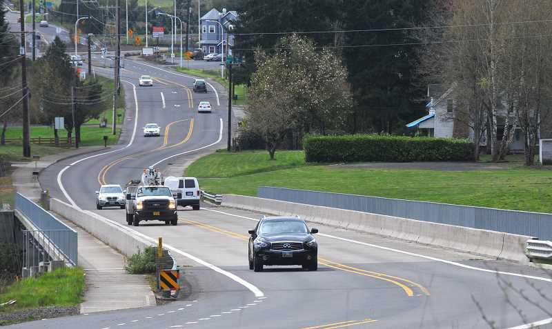 PMG FILE PHOTO - Stafford area north of the Tualatin River will have to wait 10 years to see any comprehensive planning, but petitioners of LUBA appeal say that work needs to begin now including a major study of traffic impacts in the area.