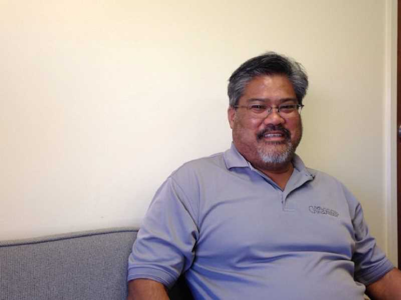 AMANDA WALDROUPE/INVESTIGATEWEST  - Athletic trainers play a key role in coordinating care for athletes who sustain concussions, according to Troy Furutani (pictured), a former athletic trainer and the program coordinator of the Hawaii Concussion Awareness and Management Program.