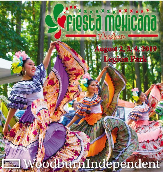 (Image is Clickable Link) Fiesta Mexicana Woodburn 2019
