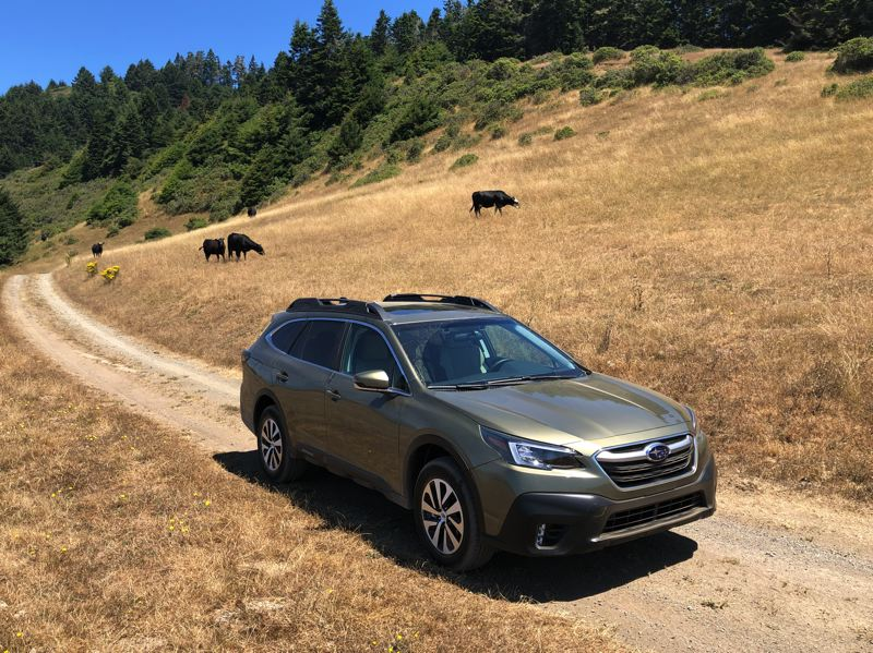 Pamplin Media Group - All-new 2020 Subaru Outback builds on