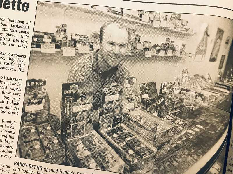 THE TIDINGS - The Pokemon card craze was good news for a local sports card business in 1999.