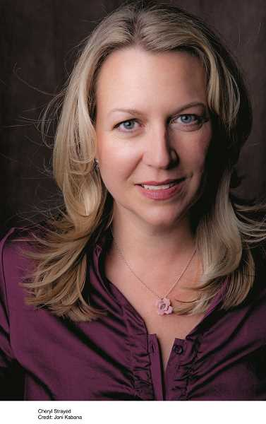 COURTESY PHOTO  - Award-winning author Cheryl Strayed will speak at Lakeridge High School Sept. 8. You can see Wild, a movie based on her book of the same title Sept. 5 at Lake Theater and Cafe. The screening is free, but seating is limited and you must register by calling the LOACC.