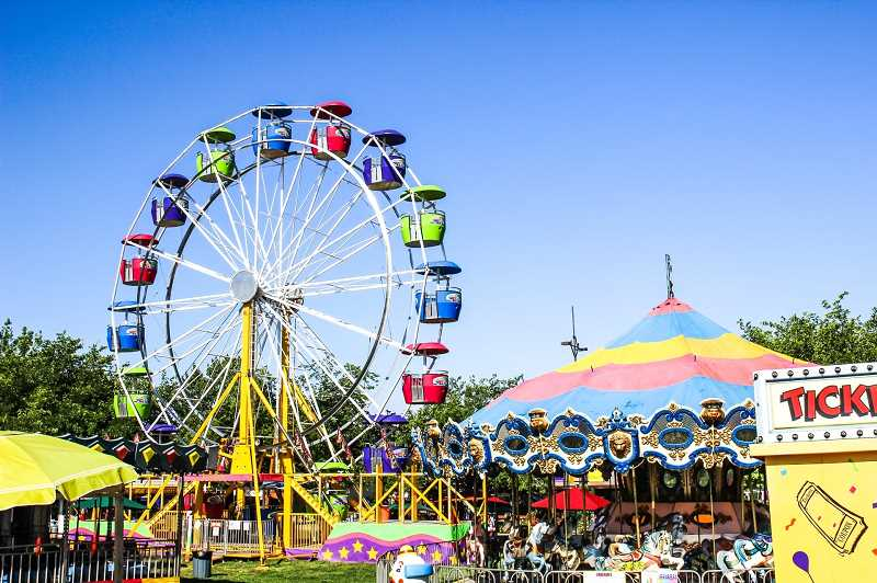 COURTESY PHOTO  - The West Linn Adult Community Center is taking a bus to The WLACC will travel to the Clackamas County Fair Aug. 14. Admission is free for seniors that day. Sign up at the WLACC, transportation is $10 per person.