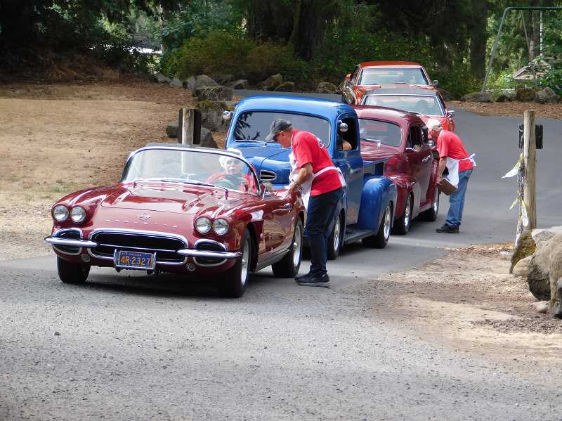 COURTESY PHOTO - The 14th annual Old Time Cruise to Estacada is scheduled for 11 a.m. to 3 p.m. Saturday, Aug. 3, at Timber Park, 30878 N.W. Evergreen Way.