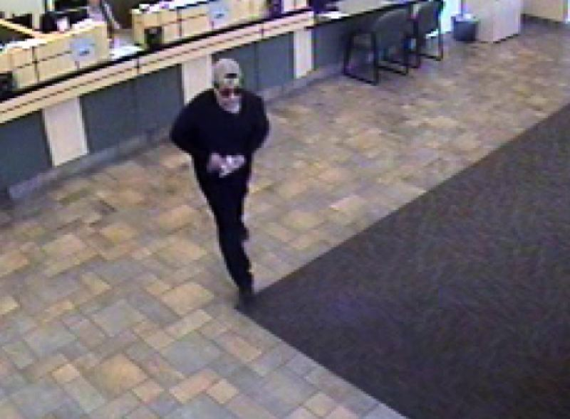 St. Helens Police Department is asking for help identifying this man, who is suspected of robbing a bank in St. Helens on Tuesday, July 30.