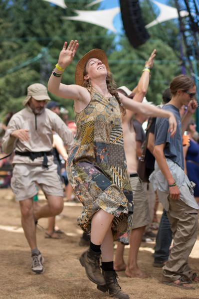 PMG FILE PHOTO: KIT MCAVOY - There'll be plenty of dancing and partying at Pickathon, the popular indie roots music festival in Happy Valley. If you can't get a ticket, you can watch shows via the Pickathon All-Access Streaming Pass.