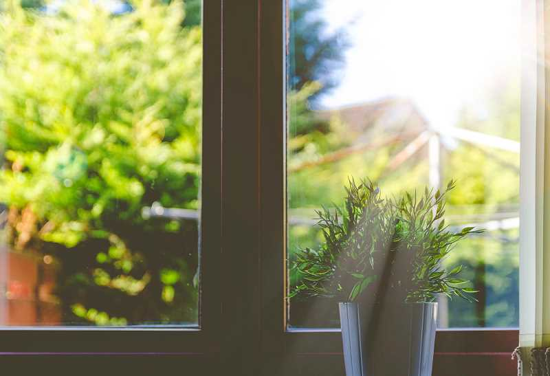 COURTESY PHOTO: ADEOLU ELETU ON UNSPLASH - To stay cool and save on costs, Energy Trust recommends closing windows, blinds, shades and curtains to keep heat outside.