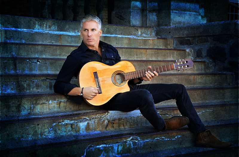 Flamenco guitarist Todd Haaby will play at the Moonlight and Music concert Sunday, Aug. 11 at Millennium Plaza Park.