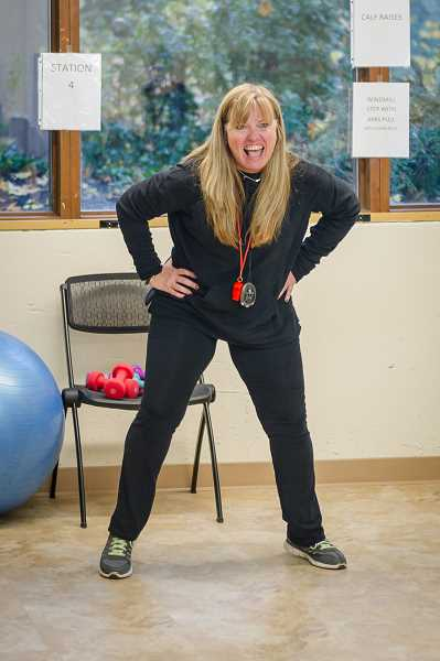 COURTESY PHOTO  - Barb Blum will lead a new session of Aging Mastery Program starting Sept. 10. The nine-week course focuses on helping keep seniors motivated to master aging.