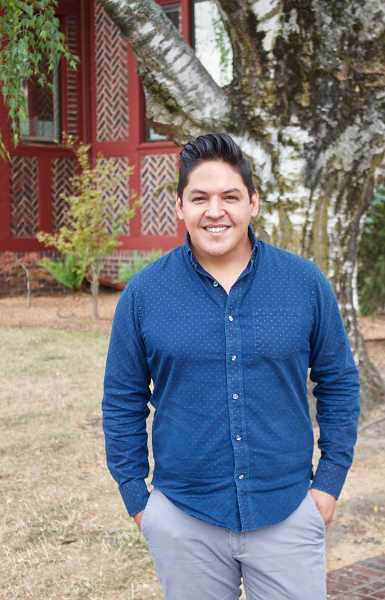 PMG PHOTO: CHRISTOPHER KEIZUR - Gresham Councilor Eddy Morales uses his past experiences to inform his decisions as an elected official.