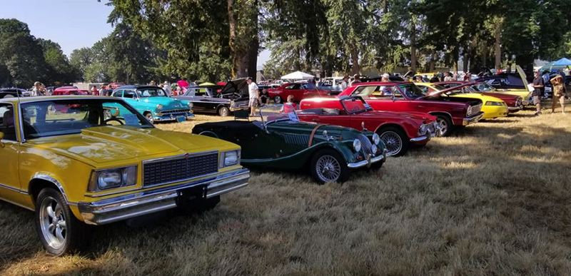 COURTESY PHOTO: HIGHWAY 30 CRUSIERS - The car show will different makes and models of vehicles from a variety of decades. Organizers will be handing out four trophies for judged catergories, as well as 70 different sponsor trophies.