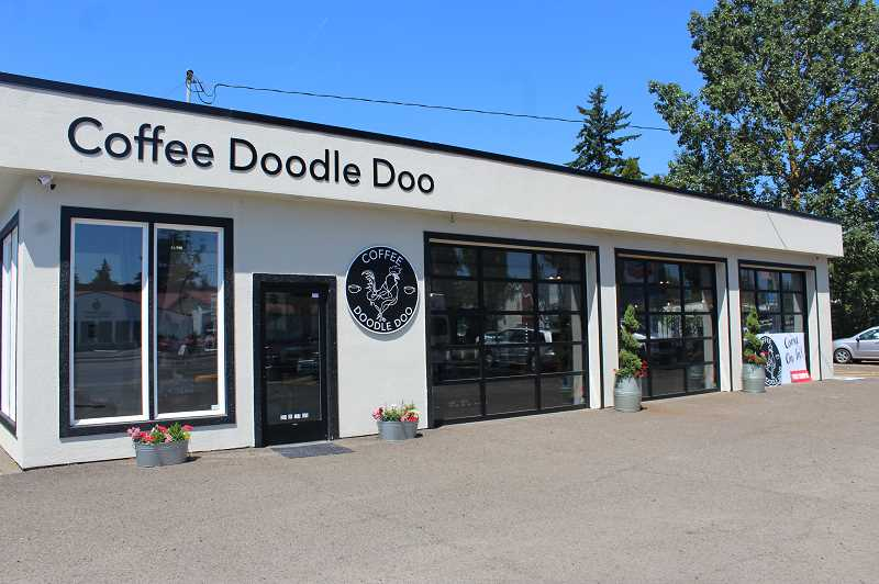PMG PHOTO: KRISTEN WOHLERS - Coffee Doodle Doo is located at 262 SE 1st.
