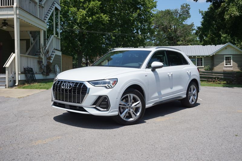 PMG PHOTO: JEFF ZURSCHMEIDE - The 2019 Audi Q3 is slightly larger and more powerful that the model it replaces, making it an even better buy.