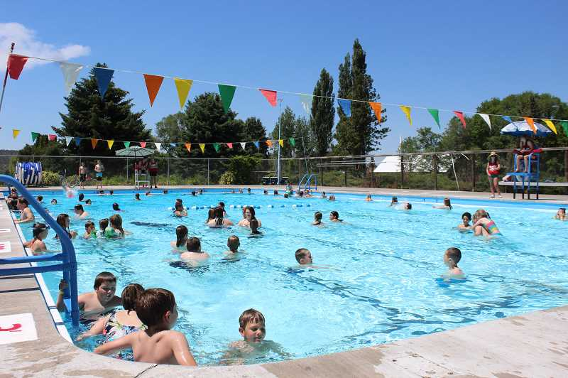 CENTRAL OREGONIAN - The Prineville pool remains open but many community groups and individuals are seeking a way to replace the aging structure. The latest group to do so is the Shelk Foundation.