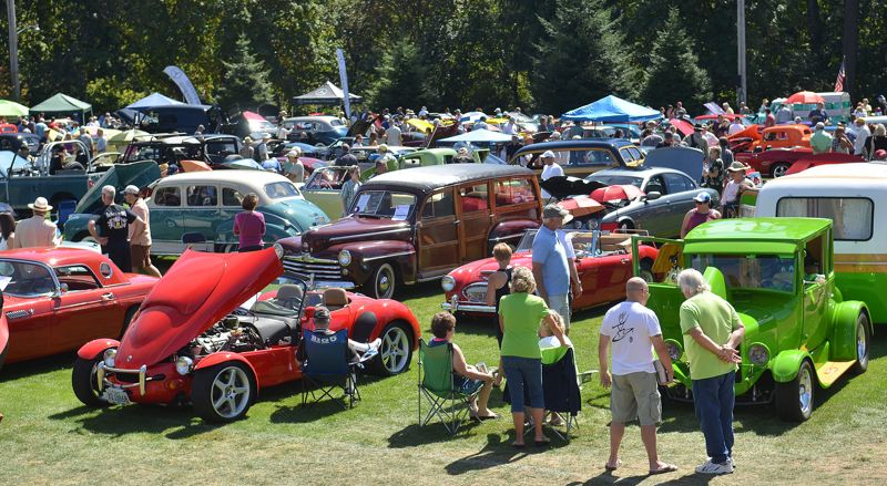 PMG FILE PHOTO - Free and open to the  public, this community event raises money and awareness for the Oswego Heritage House and Museum in Lake Oswego.