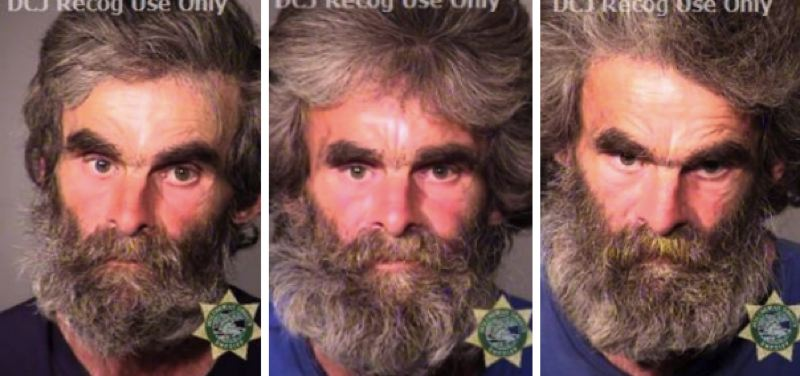 VIA MCSO - Recent booking photos for Robert Oden are shown here.