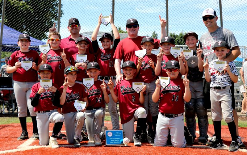 Tualatin team storms to JBO state championship
