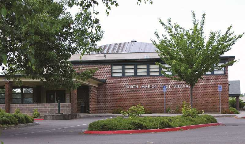 PMG PHOTO: PHIL HAWKINS - North Marion High School will be unavailable for registration this month due to construction. Students and parents are asked to register at North Marion Middle School on the other side of Grim Road.