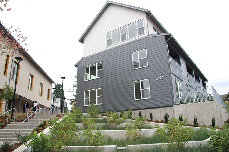 PMG PHOTO: SAM STITES - Expansio of NHAs offices will allow the nonprofit to expand from 36 to 50 employees over the next five years to achieve their goal of bringing more affrodable housing to Oregons market.