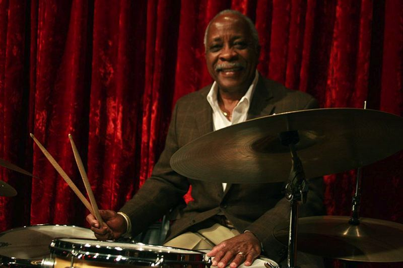COURTESY PHOTO: DIANE RUSSELL - The Montavilla Jazz Festival features two Portland jazz greats — Porland native and drummer Mel Brown (above), Gordon Lee — during the sixth annual festival, Saturday-Sunday, Aug. 17-18.