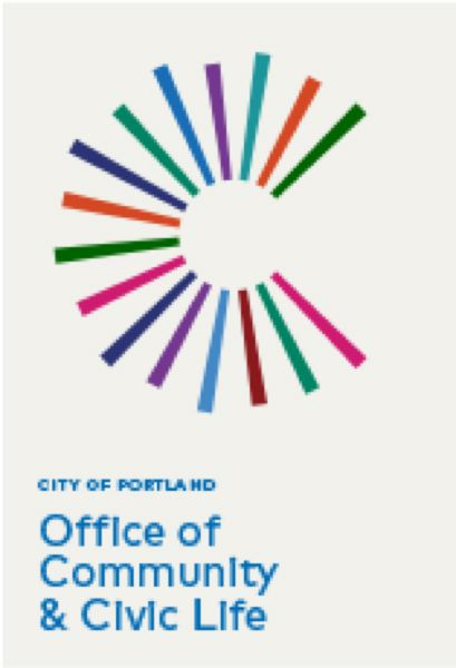 CITY OF PORTLAND - Office of Community & Civic Life logo