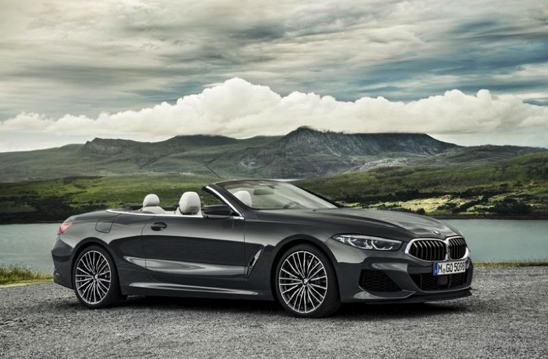 COURTESY BMW - The 2019 BMW M850i xDive Convertible is stunning looking and a real high performance vehicle that everyone will notice.