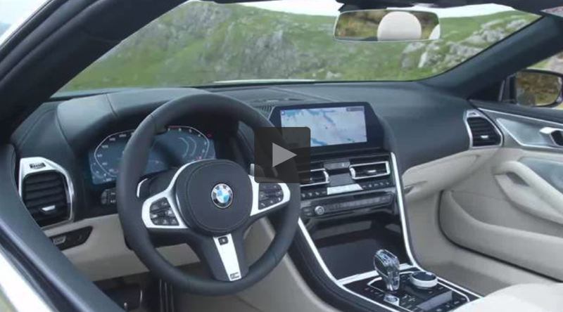 COURTESY BMW - The interior is everything a nBMW owner expects: luxurious and outfitted with the most advanced technologies.