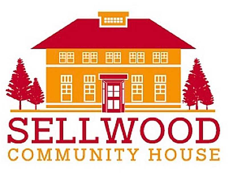 DAVID F. ASHTON - Heres the new logo planned for the Sellwood Community Center when it reopens in September as Sellwood Community House - run by a SMILE-overseen, but separate, nonprofit organization.