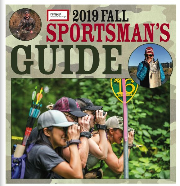 (Image is Clickable Link) Fall Sportsmans Guide 2019