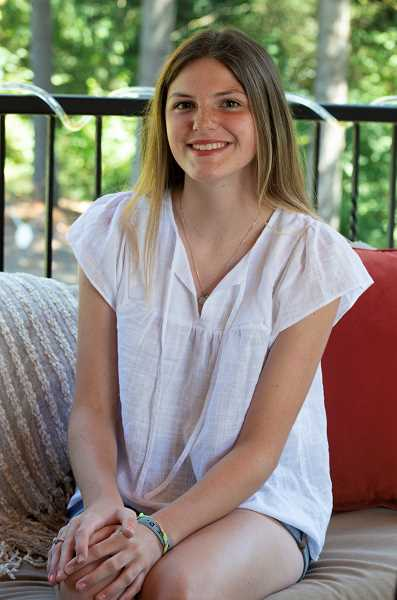 PMG PHOTO: CLARA HOWELL  - Taelyn Haney is participating in the 2020 Students of the Year campaign.