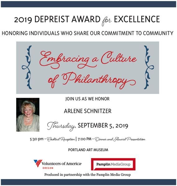 (Image is Clickable Link) 2019 Depreist Awards Volunteers of America