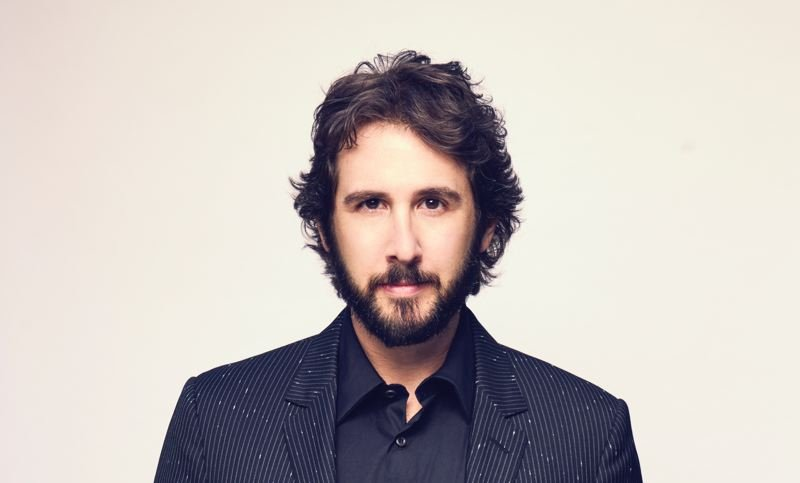 COURTESY PHOTO: BRIAN BOWEN SMITH - Global superstar Josh Groban has enjoyed almost 20 years of music success. 'It's hard for me to sit back and look back and be proud,' he said. 'You never want to look back on your laurels.' He's a spiritual singer with a beautiful baritone voice.