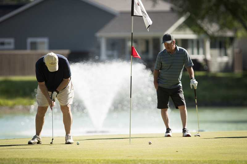 PMG FILE PHOTO - Charbonneau Golf Club currently is an independent for-profit business.