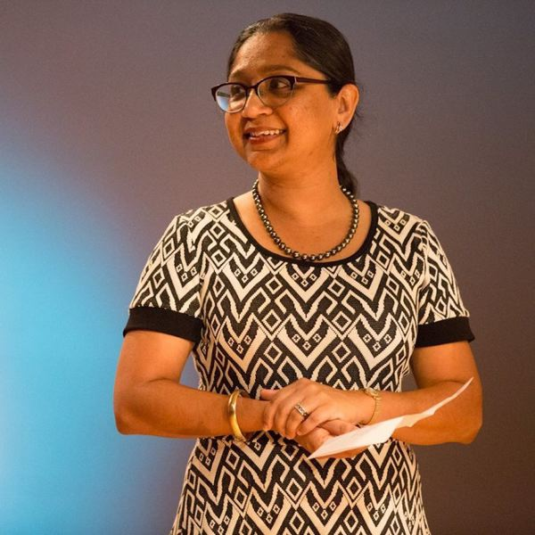 COURTESY PHOTO  - Born in Singapore, Subashini Ganesan started learning Bharatanatyam, a classical Indian dance form Tamil Nadu, India, when she was four years old. She has lived in Portland since 2001.