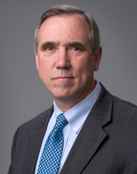 COURTESY U.S. SEN. JEFF MERKLEY - U.S. Sen. Jeff Merkley took the initiative to create a federal program for long-term, low-interest loans for water and sewer improvements.