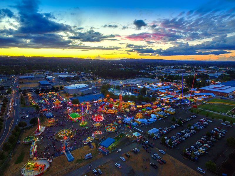 COURTESY: OREGON STATE FAIR - The 154th Oregon State Fair in Salem features many new events, including timber/logging competitions, demolition derby and rodeos. Dan Cox, fair spokesman, says the fair needs to continue to evolve in a competitive market.