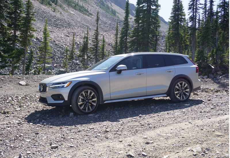 PORTLAND TRIBUNE: JEFF ZURSCHMEIDE - The 2020 V60 Cross Country gives you the ride of a good handling passenger car and the cargo space and off-road capabilities of an SUV.