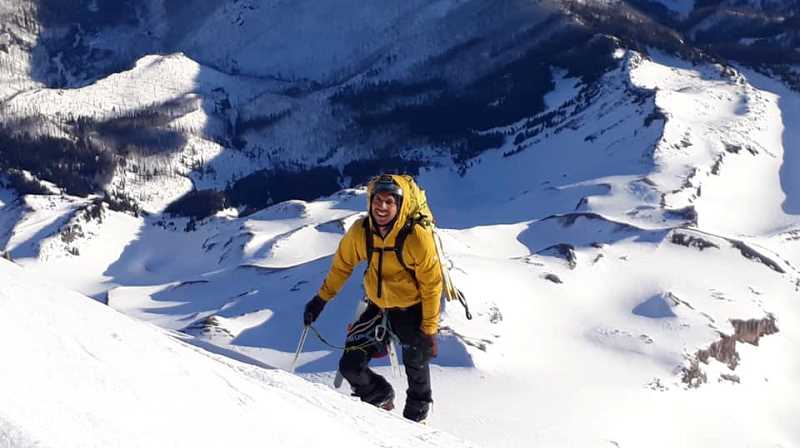 Chaitanya Sathe was an active member of Mazamas, a mountaineering group based in Portland. He died Saturday while on a hike near Redmond, Ore.