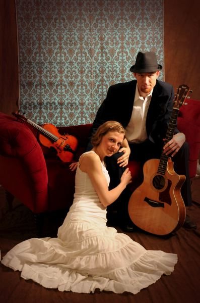 COURTESY PHOTO: LAURA DANIEL  - The Winterlings — Amanda Birdsall and Jay Wolff Bowden — released their fourth album, American Son in 2010. They will perform at the McMenamins Edgefield Winery on Friday, Aug. 30.
