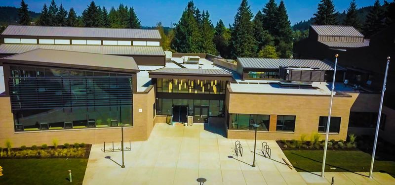 COURTESY PHOTO: NCSD - Beatrice Morrow Cannady Elementary School is set to open to students in the Happy Valley/Damascus area this fall.