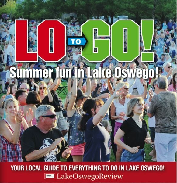 (Image is Clickable Link) LO to GO - Summer Fun in Lake Oswego