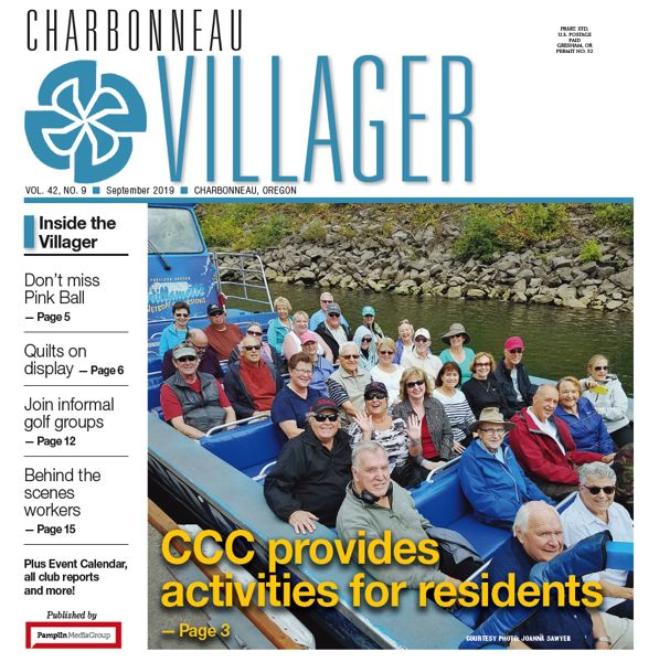 (Image is Clickable Link) Charbonneau Villager September 2019