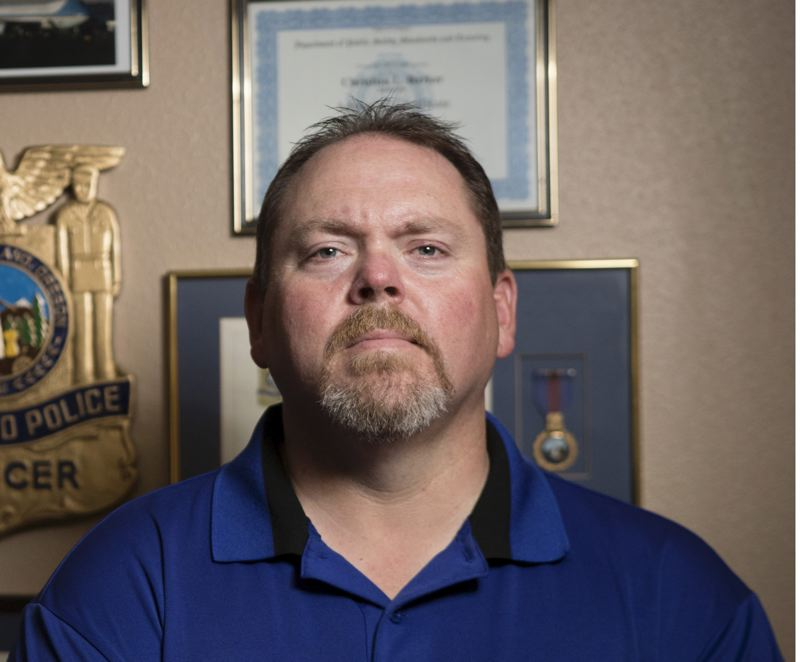 Injured Portland police officer faces sick-time Catch-22