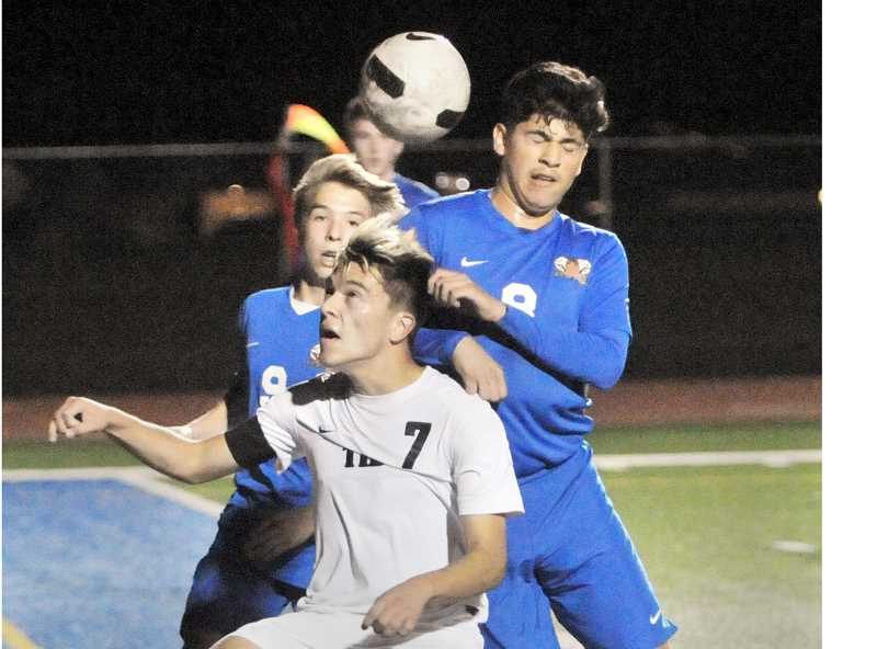 GRAPHIC FILE PHOTO - The NHS Tiger boys soccer team suffered more than its fair share of injuries last season, which led to losses that may have been draws or wins had the team remained healthy, coaches said.